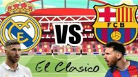 EL Clasico - Real Madrid vs Barcelona : Prediksi Line-Up & Head to Head